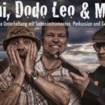 Carlini Dodo Leo Martin live