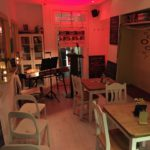 Cafe Parallelwe.lt Bar Hamburg Konzerte
