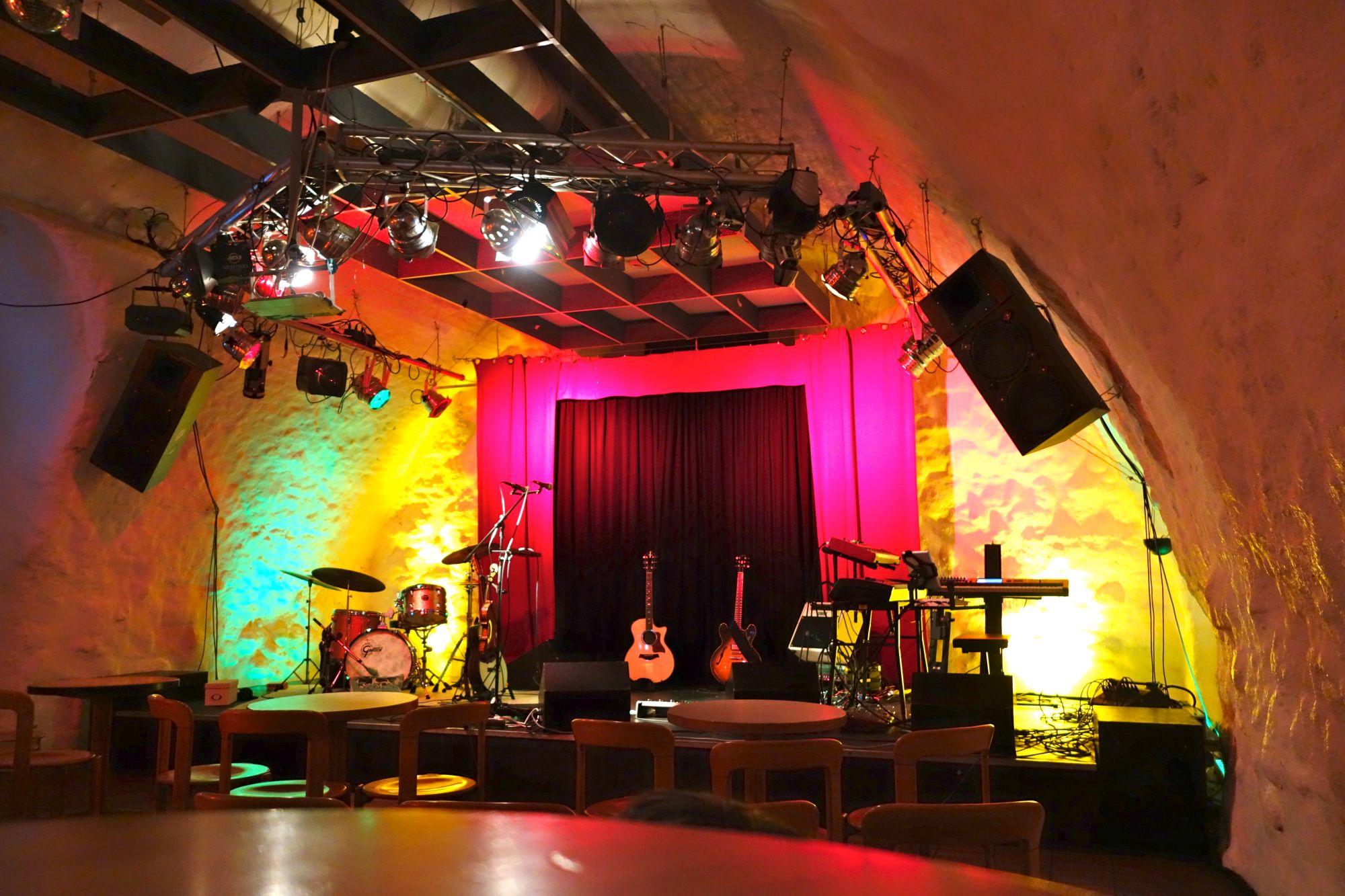 Spitalkeller Offenburg - Livemusik