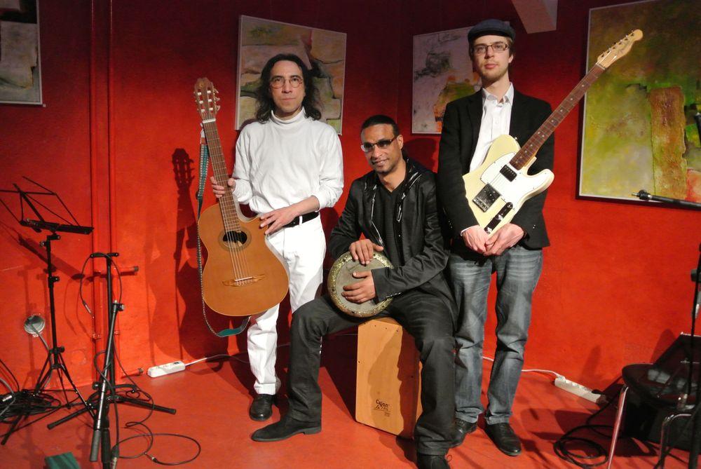Lito Bringas Trio präsentiert Lateinamerikannische Musik in Bielefeld