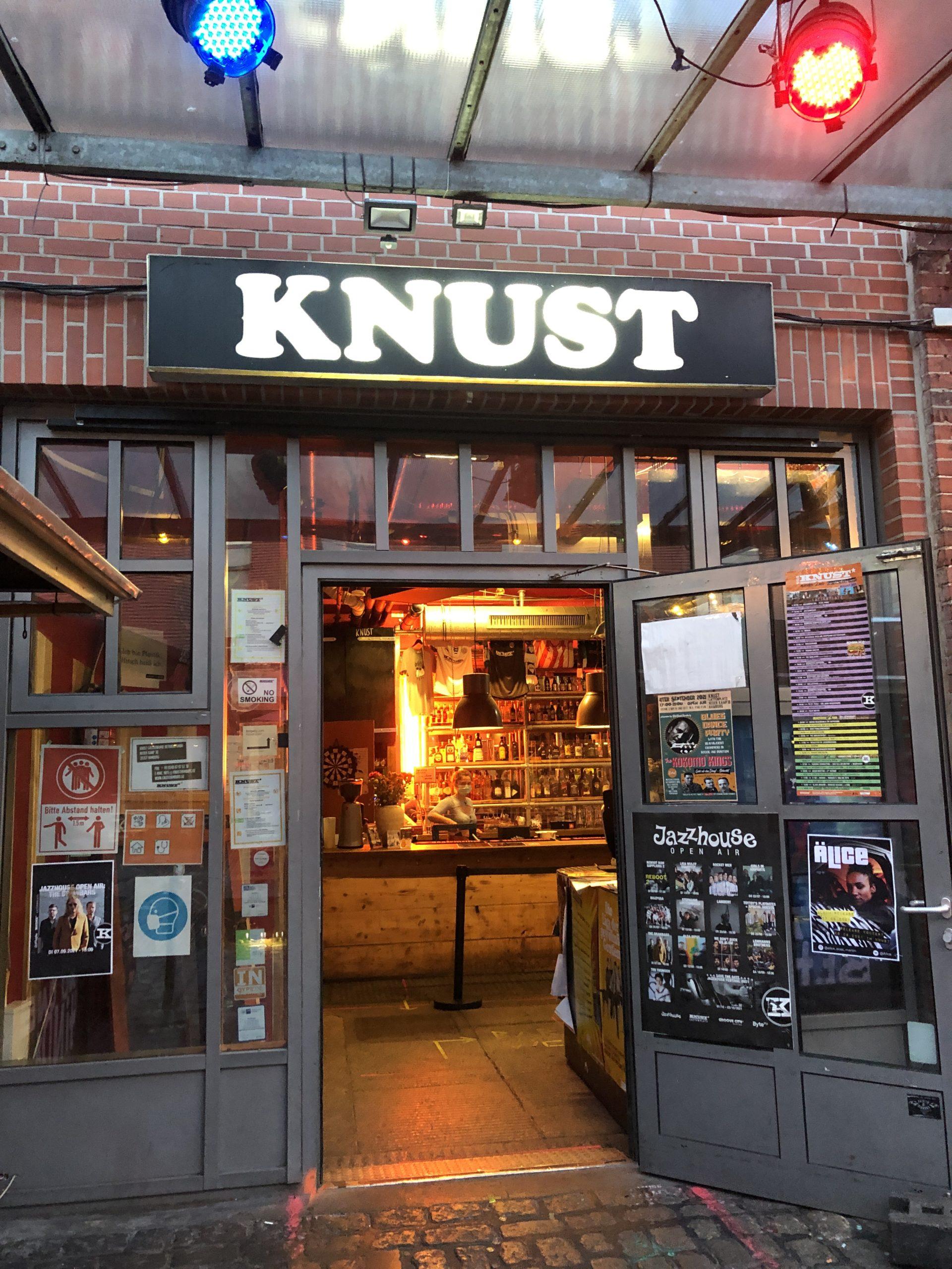 Knust Hamburg - Livemusik in Hamburg