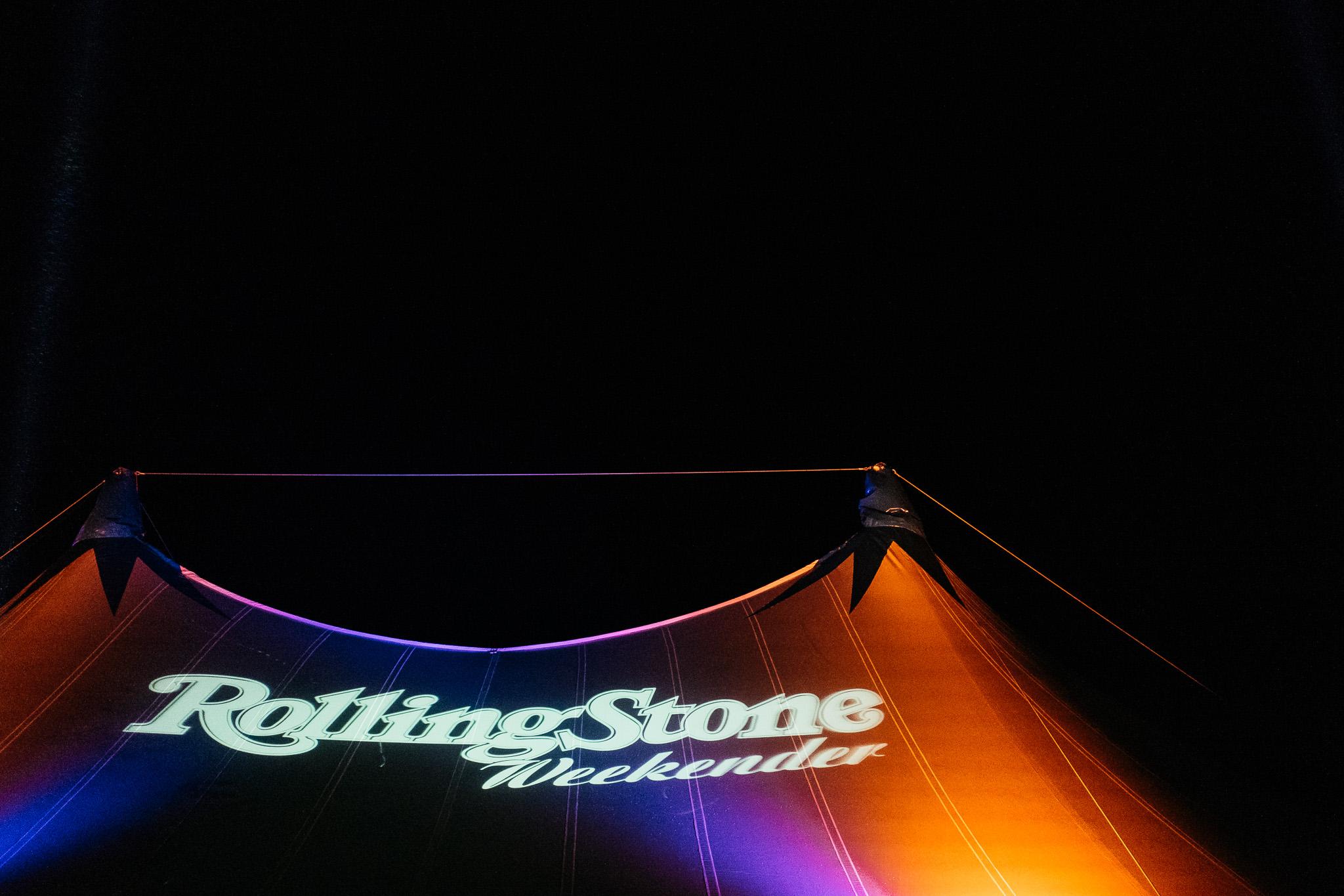 Rolling Stone Weekender 2016