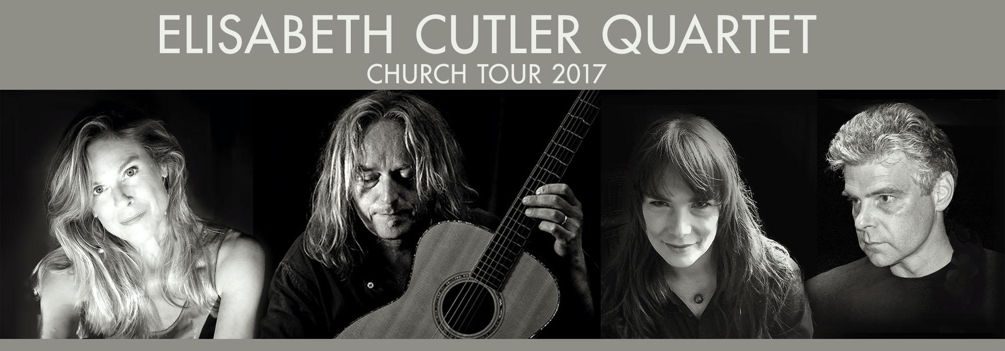 Elisabeth Cutler Quartett live