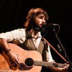 Musiker Daniel Kemish live
