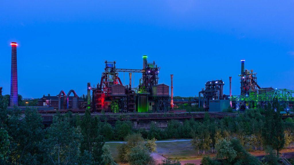 Konzerte in Bars und Kneipen im Ruhrgebiet - Foto: Landschaftspark Duisburg West, Pixabay