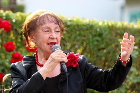 Ruth Hohmann live im KleinKunstWerk Bad Belzig