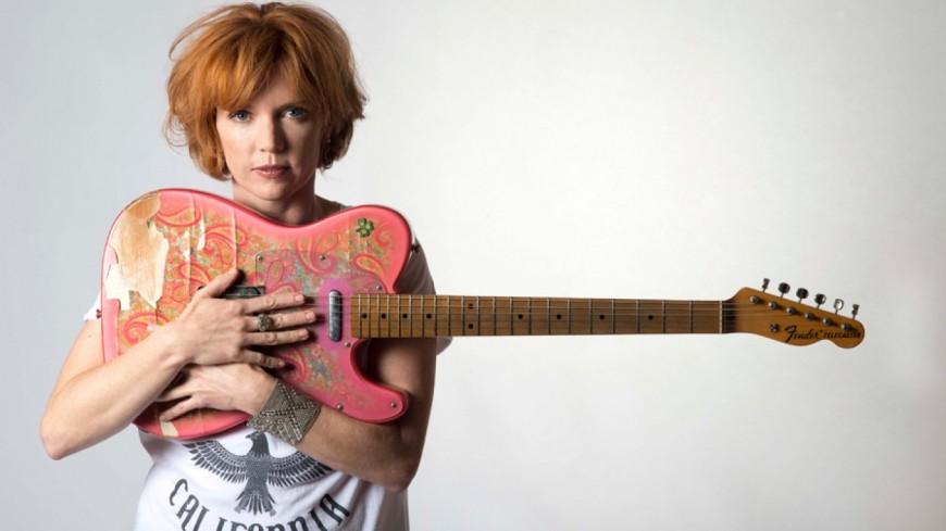 Sue Foley live in der Torburg Köln
