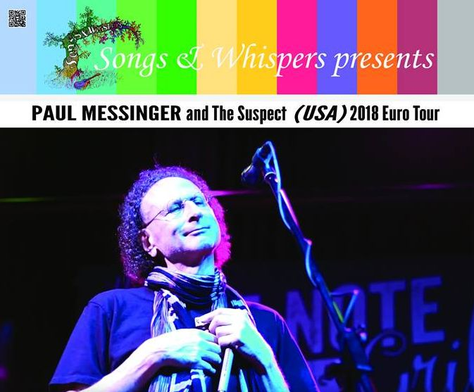Paul Messinger live - Kneipenkonzerte.de