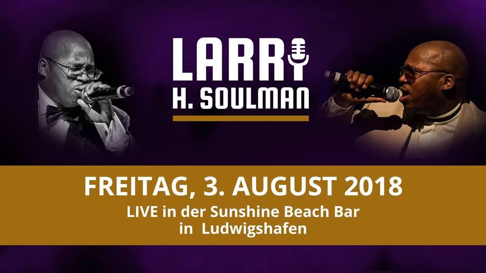 Larry H. Soulman in Ludwigshafen