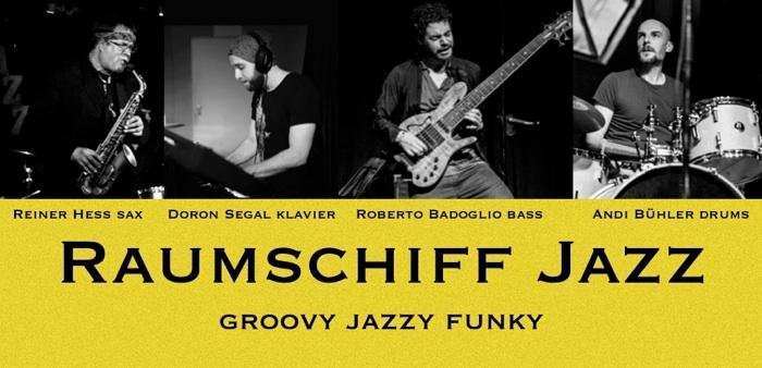 Raumschiff Jazz live