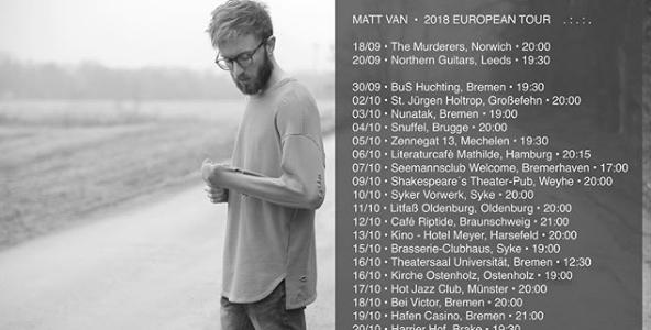 Livemusik Matt Van