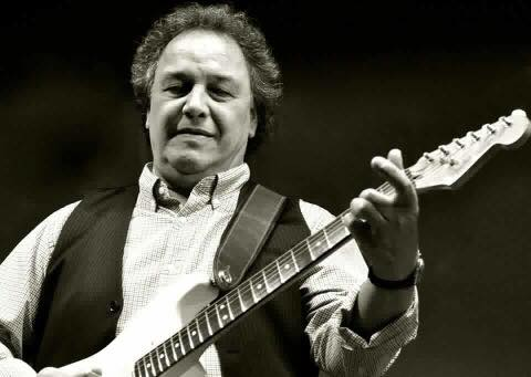 Bluesmusiker Steve Simpson