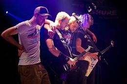 Livemusik Sacarium - Metallica Cover Band