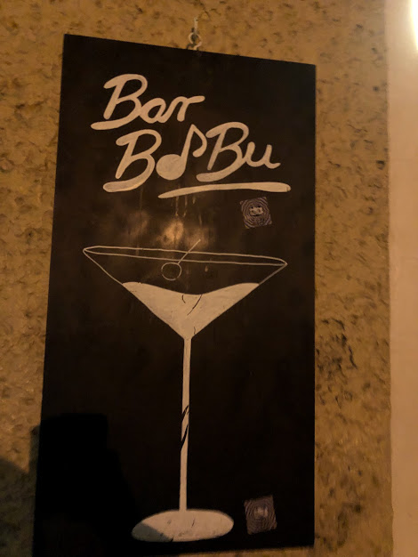 Livemusik in der Bar BoBu in Berlin