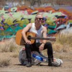 Livemusik mit Singer Songwriter Carus Thompson