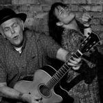 Regina Mudrich und Dave Peabody
