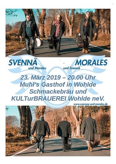 Livemusik in Muhls Gasthof