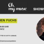 Jonethen Fuchs live in Dresden
