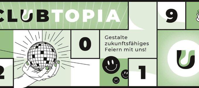 Clubtopia - Klimafreundliches Feiern - Foto: Clubtopia.de