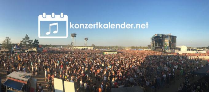 Konzertkalender.net - neue Festivalportal online