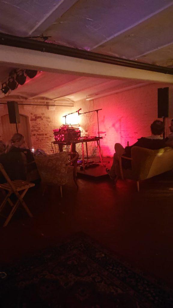 Feinkost Lampe Hannover - Livemusik
