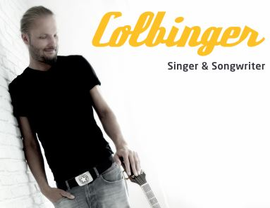 Konzert von Singer/Songwriter Colbinger