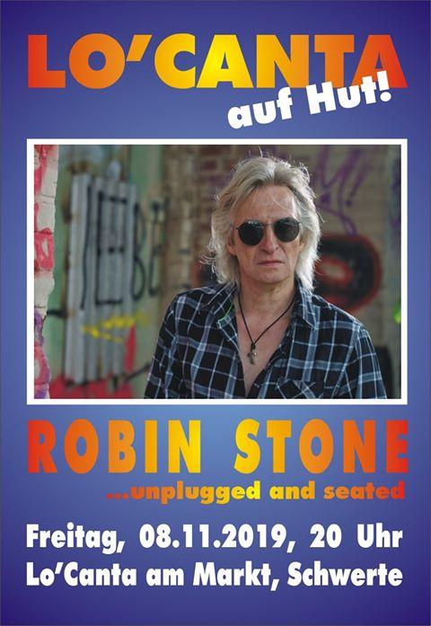 Robin Stone live im Lo'canta Schwerte
