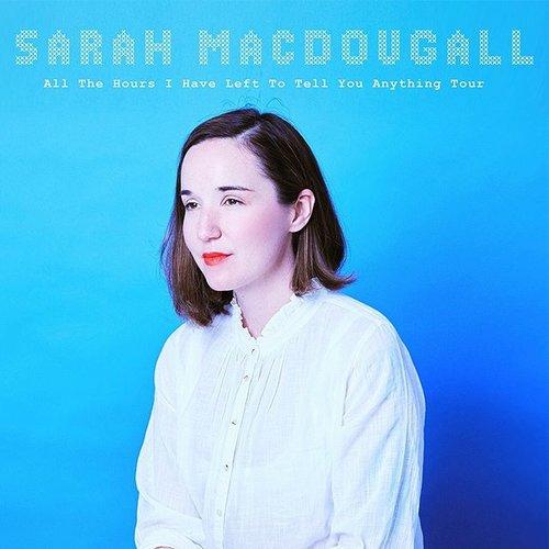 Sarah MacDougall live