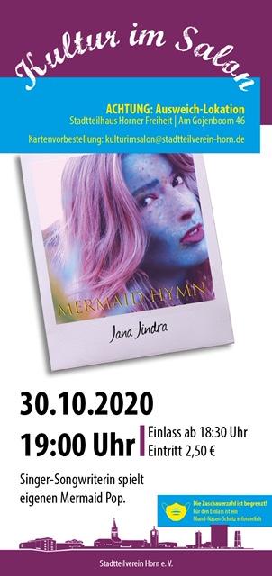 Jana Jindra - Kultur im Salon