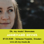 Oh, my music! Showcases: Annemaríe Reynis