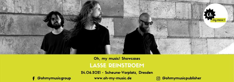 Oh, my music! Showcases: Lasse Reinstroem